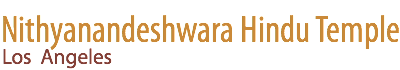 Nithyanandeshwara Hindu Temple