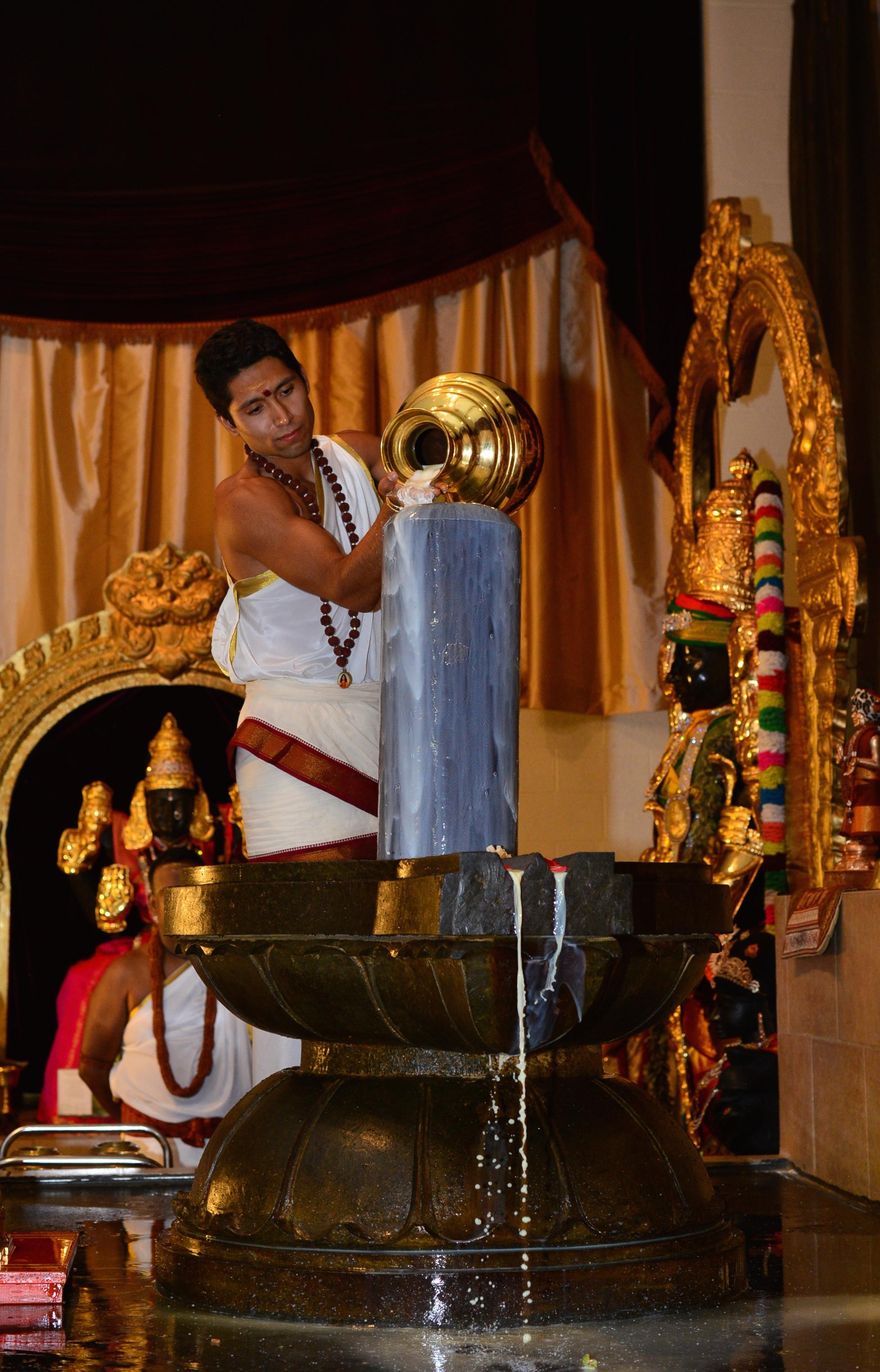 Nithyanandeshwara Abishekam