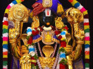 Ananda Venkateshwara Tirukalyanotsava Sunday,  September 11 at 10am