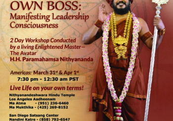 Be Your Own Boss: Manifesting Leadership Consciousness