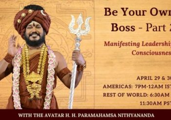 Be Your Own Boss: PART 2