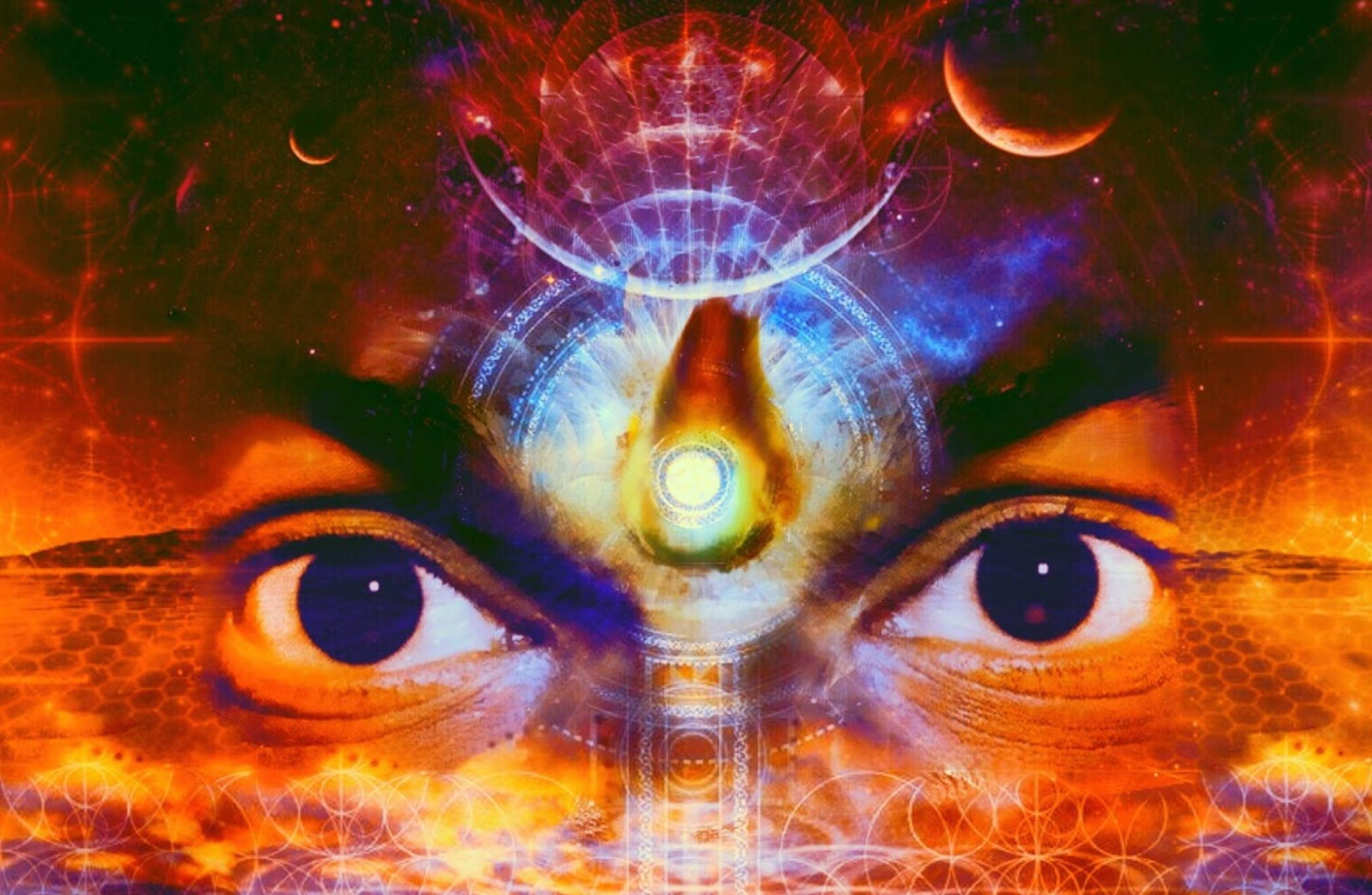 Manifest Your Desires through Third Eye: weekly event